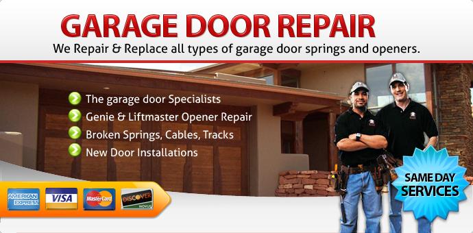 Garage Door Repair Tempe Az